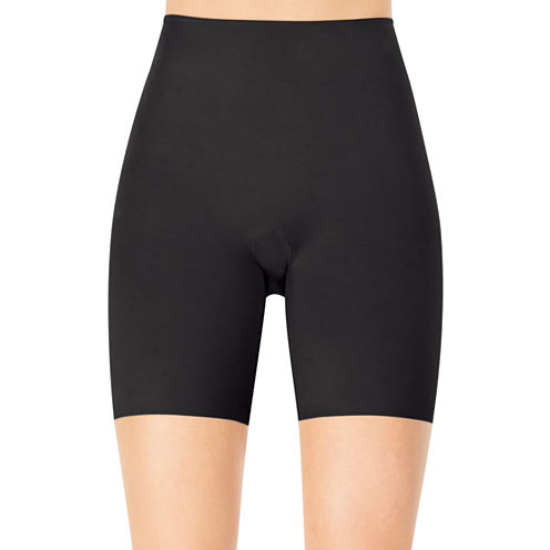 ASSETS Red Hot Label by Spanx Flipside Firmers Reversible Mid-Thigh Shapers -  1874