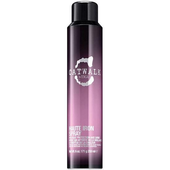 Catwalk by TIGI® Haute Iron Spray - 6 oz.