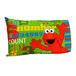 Sesame Street ABC 123 4-pc. Toddler Bedding Set