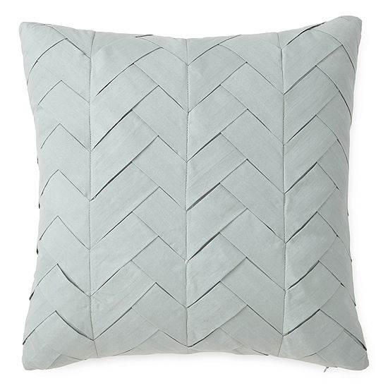 """Eva Longoria Home Briella 16"""" Square Decorative Pillow"""