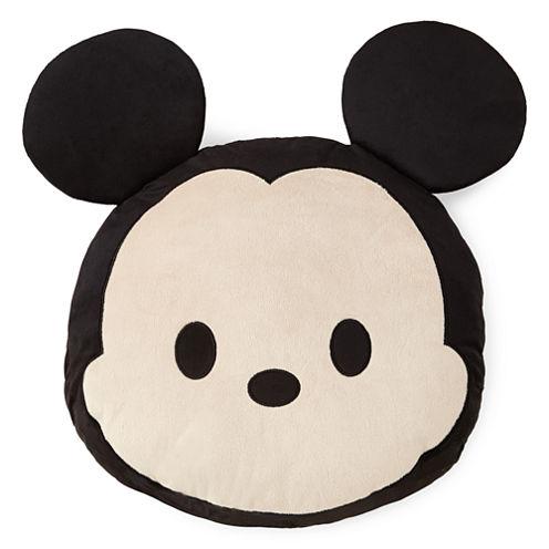 """Disney® TsumTsum """"Faces"""" Mickey Mouse Pillow Buddy"""