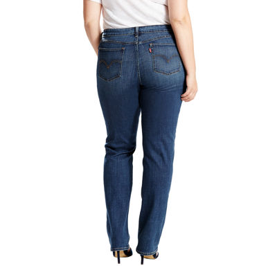 levi's® 414™ classic straight 5-pocket jeans - plus - jcpenney