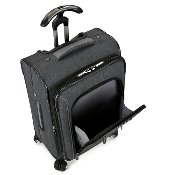 Travelers Choice Silverwood 21 Inch Luggage