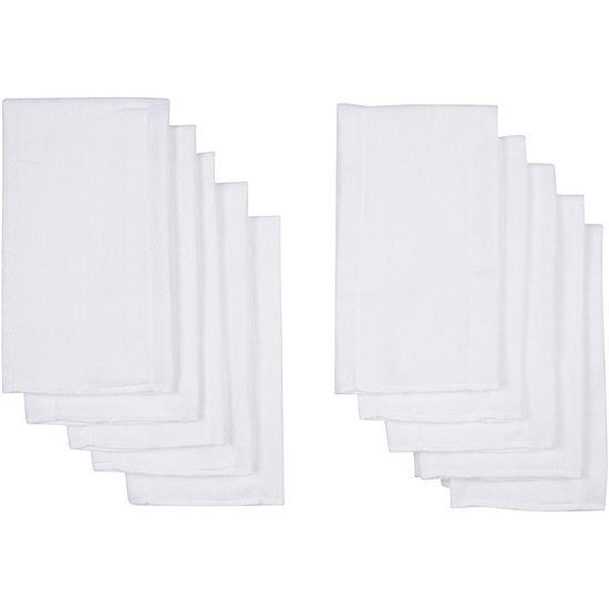 Gerber 10 Pair Cloth Diapers Unisex