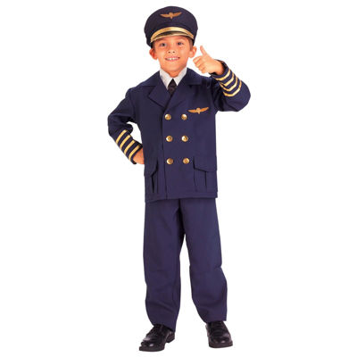 Airline Pilot Toddler