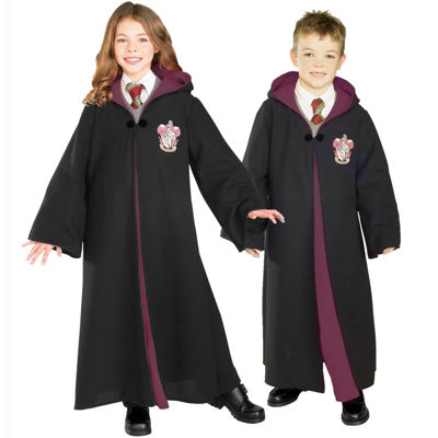Buyseasons Harry Potter Deluxe Gryffindor Robe Child Costume