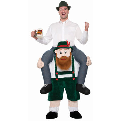 Ride a Beer Buddy Adult Costume - One Size Fits Most