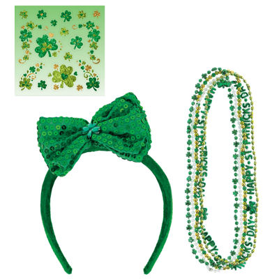 St. Patrick's Day Accessory Bundle