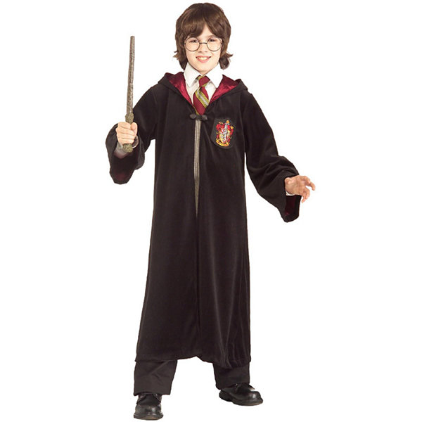 Harry Potter Premium Gryffindor Robe Child Costume- Large