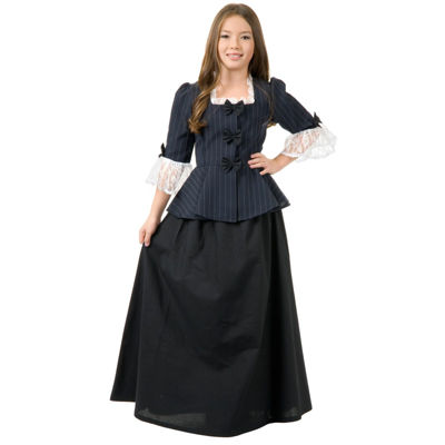 Buyseasons Colonial Girl Child Costume