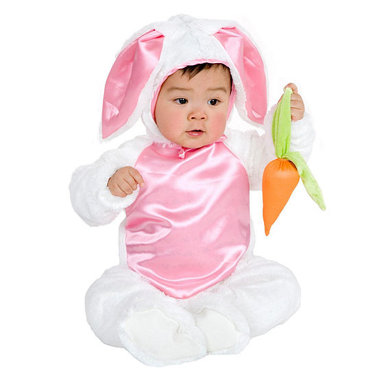 Plush Bunny Infant Costume