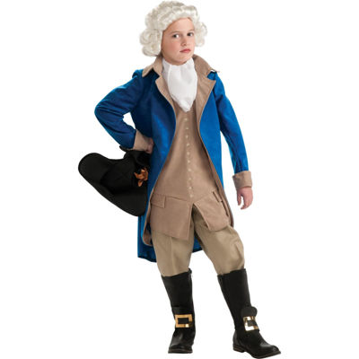Buyseasons George Washington Child Costume