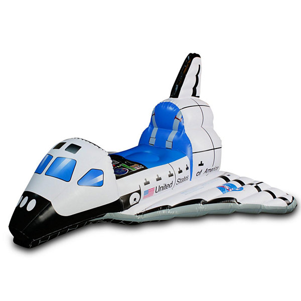 Jr. Space Explorer Child Inflatable Space Shuttle