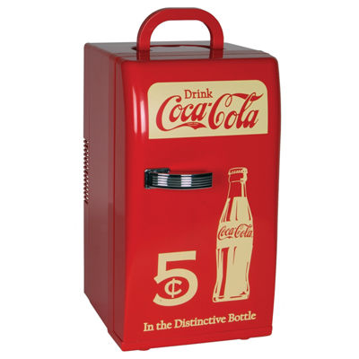 Coca-Cola® Retro Fridge