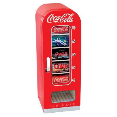 Coca-Cola® Retro Vending Fridge,  10-Can