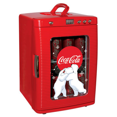 Coca-Cola® 28-Can Mini Fridge