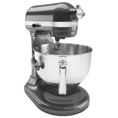 KitchenAid® Pro 600™ Series 6 Quart Bowl Lift Stand Mixer KP26M1X