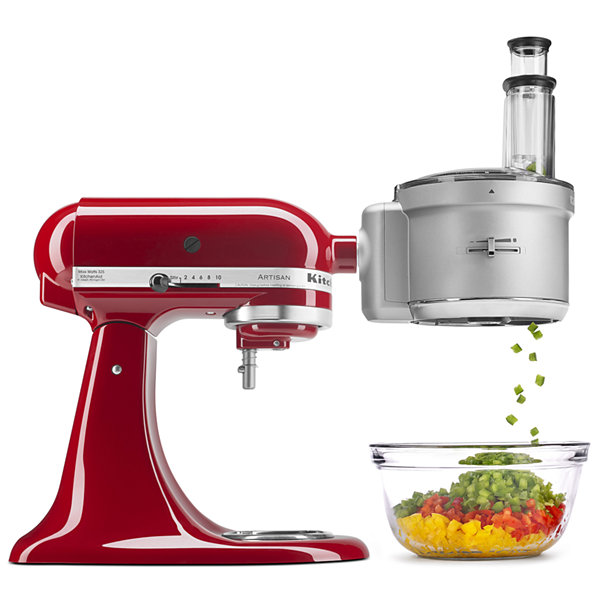 KitchenAid® Food Processor Attachment with Commercial Style Dicing Kit  KSM2FPA