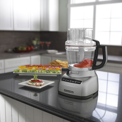 KitchenAid® 11 Cup Food Processor With ExactSlice™ System KFP1133