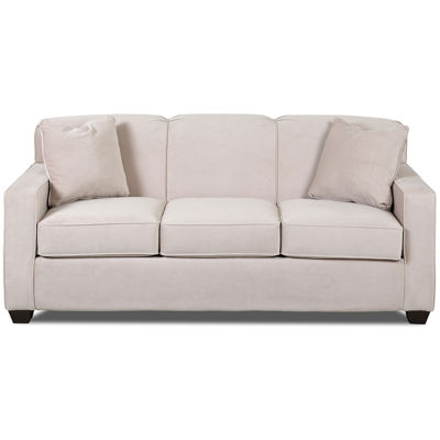 Sleeper Possibilities Track Arm Sofa