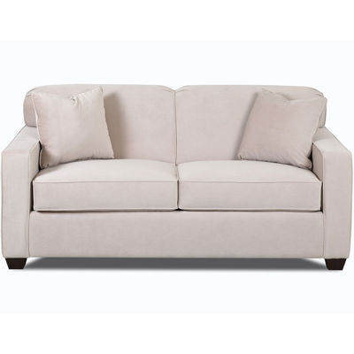 Sleeper Possibilities Track Arm Loveseat