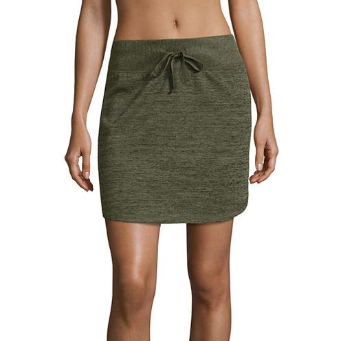 Xersion Studio Sweater Jersey Skirt