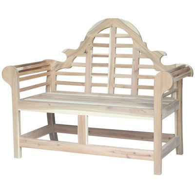 International Concepts Marlborough Patio Bench