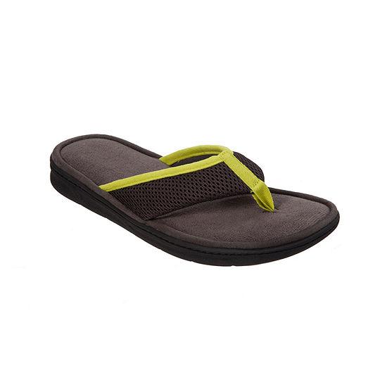 Dearfoams® Mesh Sandals