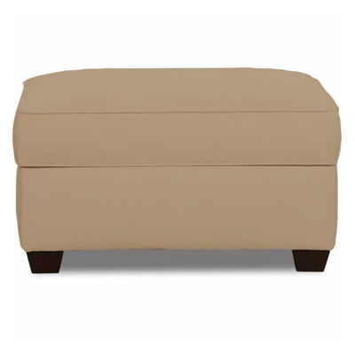 Fabric Possibilities Storage Ottoman