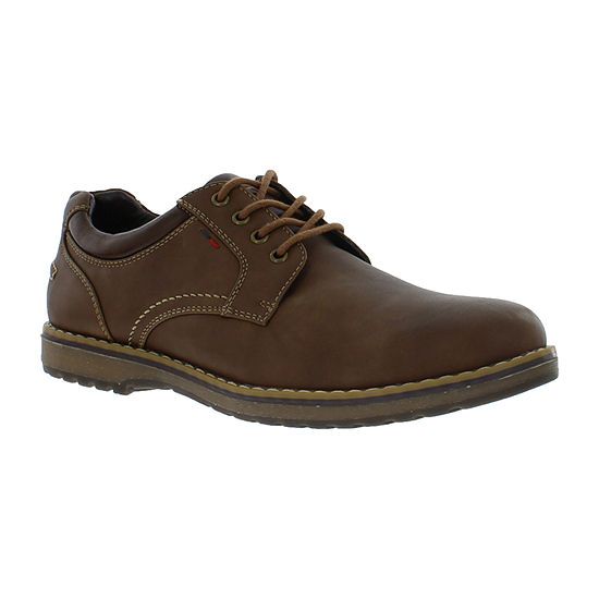 IZOD Mens Lewis Oxford Shoes