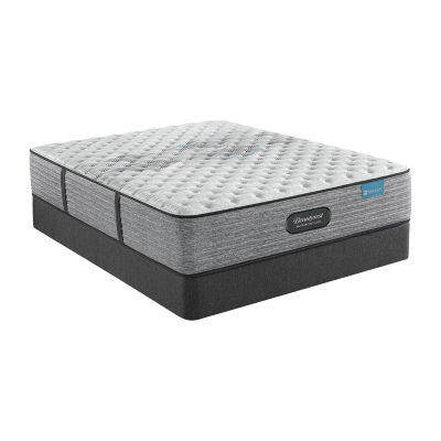 """Beautyrest® Harmony Lux Carbon 12.5"""" Extra Firm - Mattress + Box Spring"""