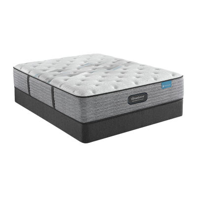 "Beautyrest® Harmony Lux Carbon 13.75"" Medium - Mattress + Box Spring"