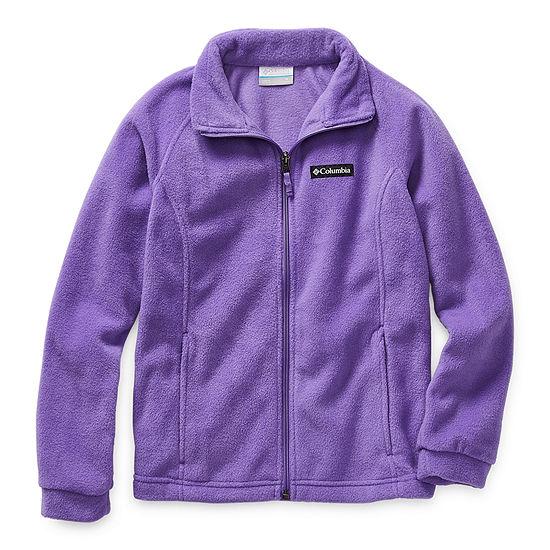 Columbia Sportswear Co. Little Kid / Big Kid Girls Fleece Lightweight Field Jacket