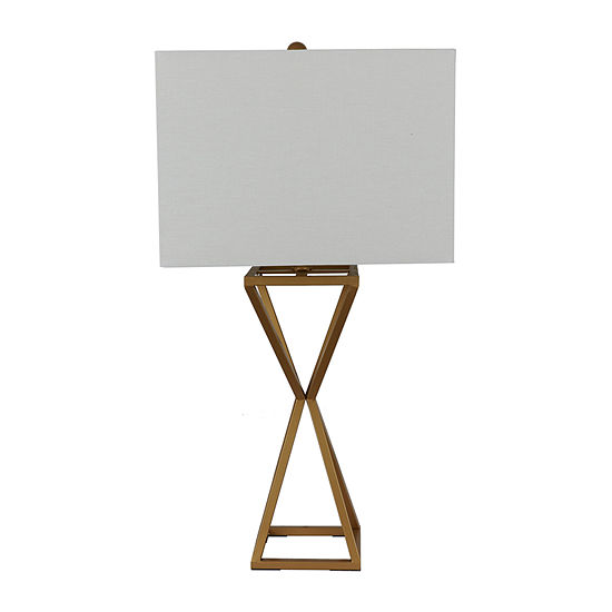 Decor Therapy Margaret Metal Table Lamp