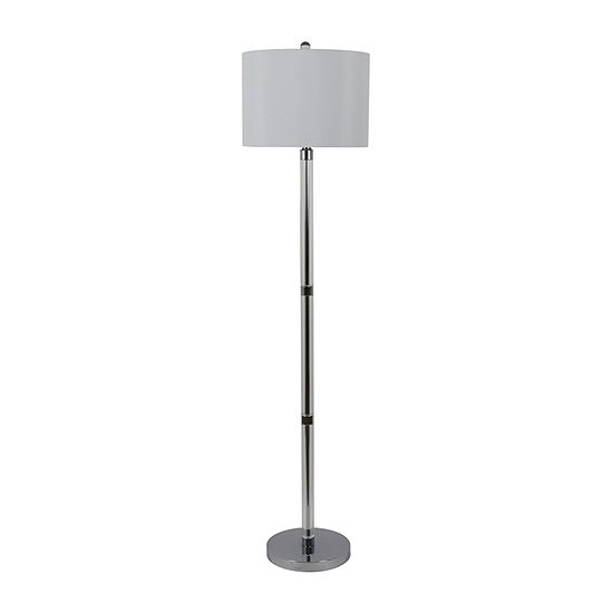 Decor Therapy Tripoly Crystal Table Lamp