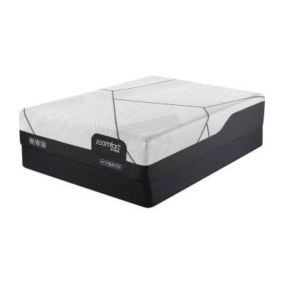 Serta® iComfort CF3000 Hybrid Medium - Mattress + Box Spring