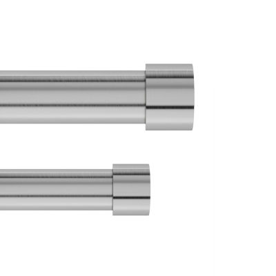 Umbra Mix & Match Cappa Double Curtain Rod
