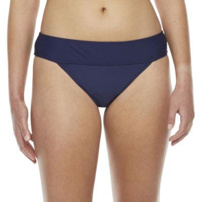 Peyton & Parker Womens Hipster Bikini Swimsuit Bottom