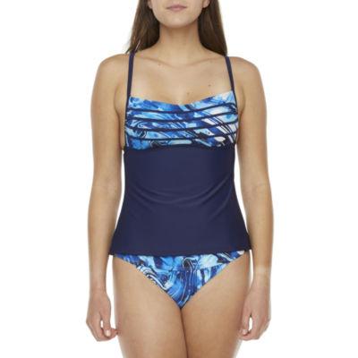 Peyton & Parker Tankini Swimsuit Top