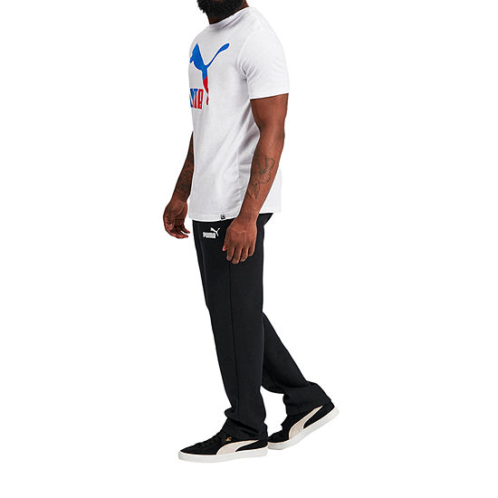 Puma Mens Sweatpant-Big and Tall