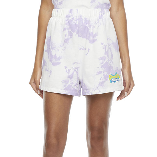 Womens Pull-On Short-Juniors