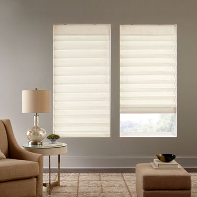JCPenney Home™ Custom Alexander Waterfall Roman Shade - FREE SWATCH