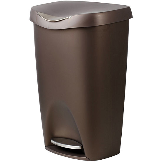 Umbra® Brim Step Trash Can