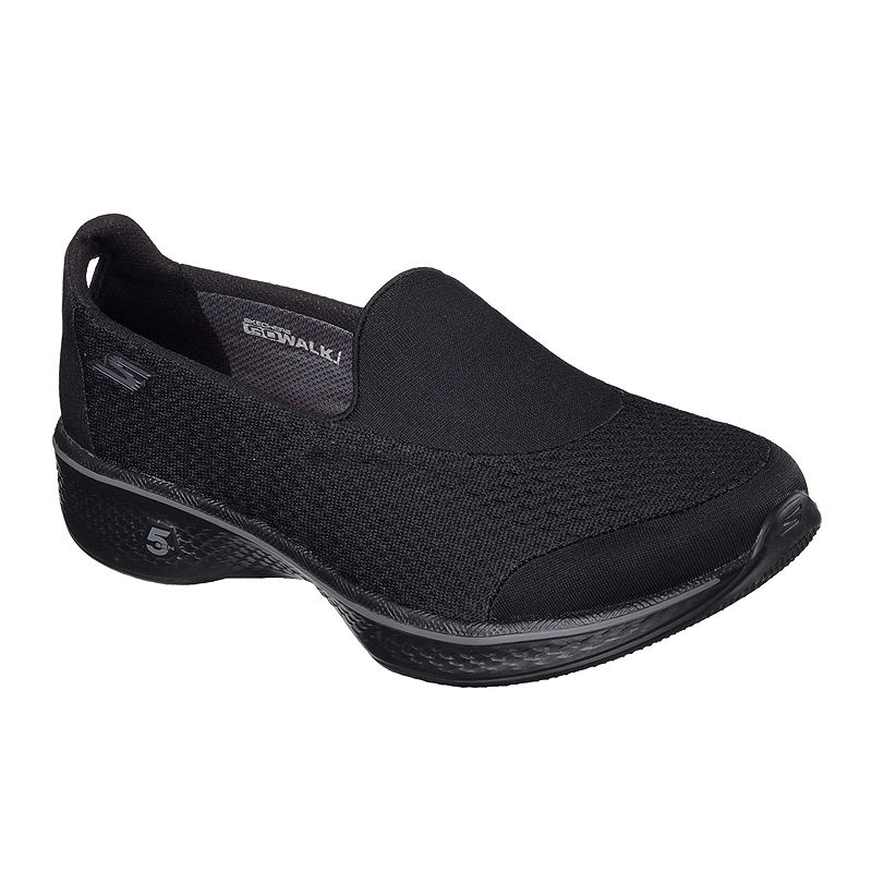 Skechers Go Walk 4 Pursuit Slip-On Womens Sneakers plus size,  plus size fashion plus size appare