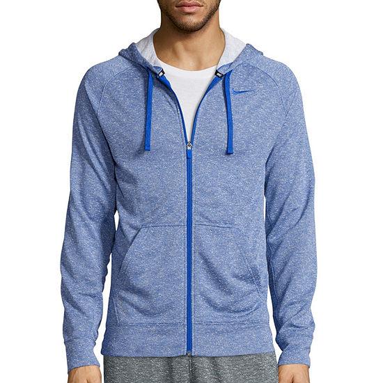 Nike® Dri-FIT Full-Zip Long Sleeves Hoodie