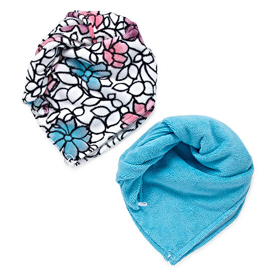 Home Expressions™ 2-pk. Head Wrap Set