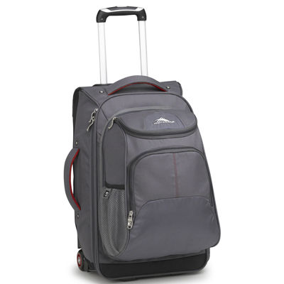 "High Sierra® Prime Access 3.5 22"" Carry-On Spinner Luggage with Shoulder Straps"