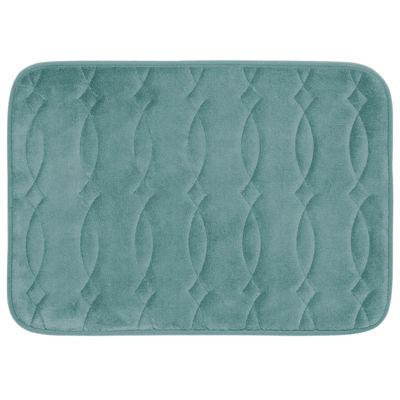 Bounce Comfort Grecian Memory Foam Bath Mat Collection