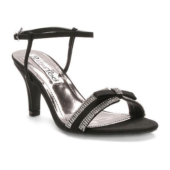 2 Lips Too Womens Iris Heeled Sandals