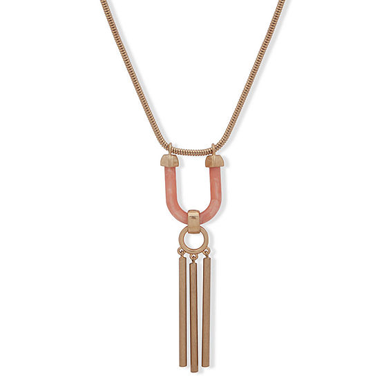 Chaps 32 Inch Y Necklace
